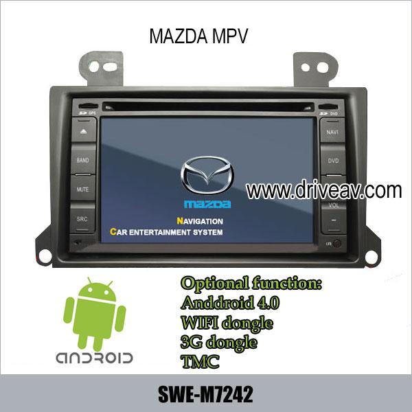 Mazda Mpv Android Inter Wifi 3g Stereo Radio Car Dvd Player Tv Rhworldtradexpert: Mazda Mpv Radio Not Working At Gmaili.net